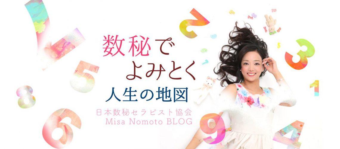 Misa Nomoto Blog